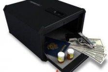 9G Inprint Biometric Pistol Safe Review