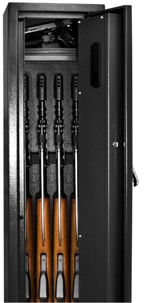 Barska quick access rifle safe