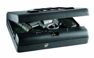 gunvault mvb500 biometric pistol safe